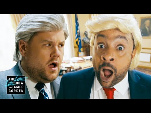 Trump to Robert Mueller: 'It Wasn't Me' (w/ Shaggy)