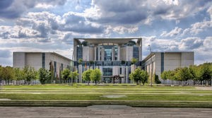 Kanzleramt in Berlin