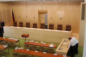 Verhandlung über das Bundeswahlrecht vor dem Bundesverfassungsgericht