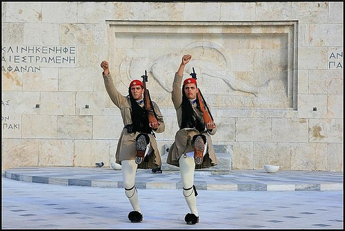 greek parliament photo