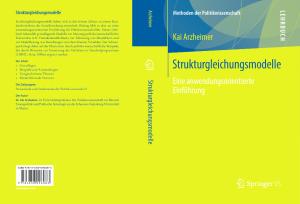 Lehrbuch Strukturgleichungsmodelle (SEM)