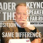 Schnellroda: AfD leader Gauland speaks at the New Right