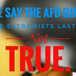 AfD: split, not purge