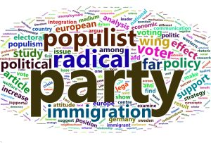 Far right bibliography March 2019 update: topics