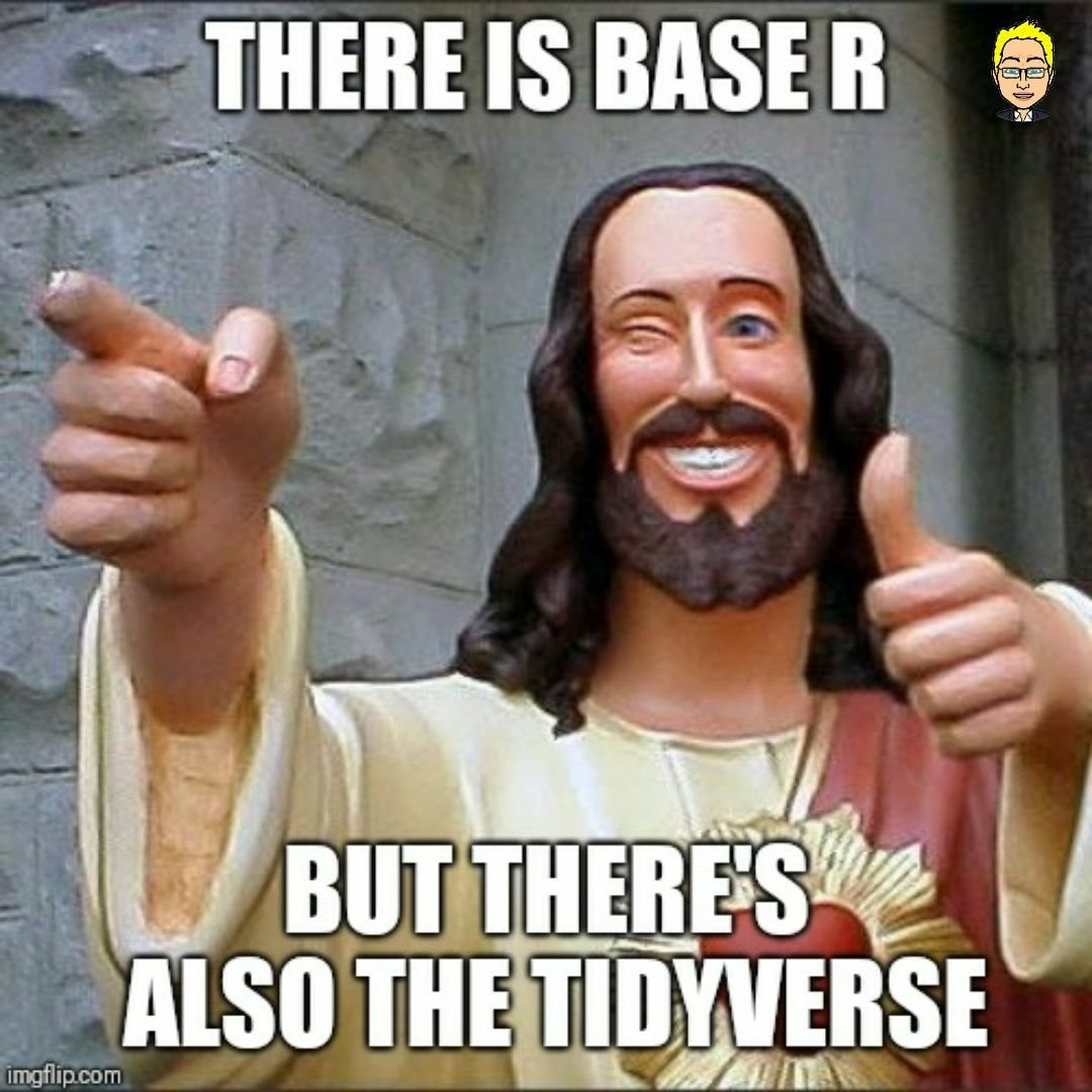 How the tidyverse changed my view of #rstats 1