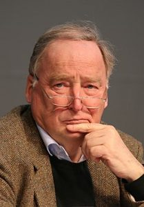 Picture of AfD leader Alexander Gauland