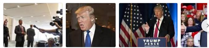 Trump spouts lies